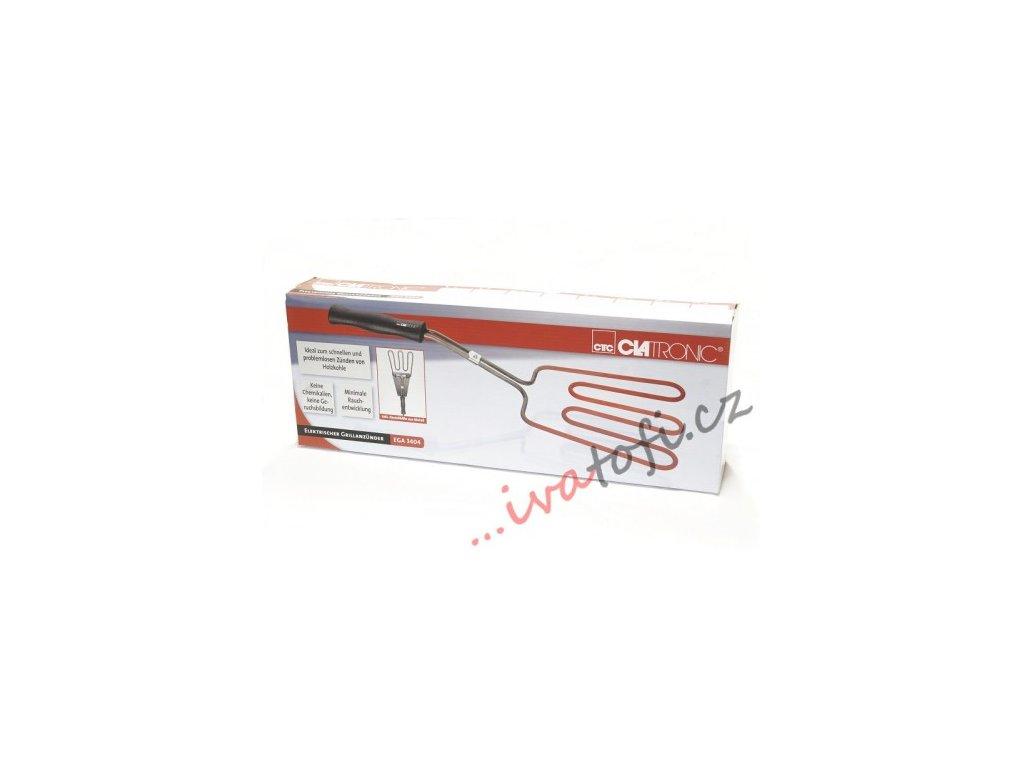 Elektrický podpalovač venkovních grilů, Clatronic EGA 3404
