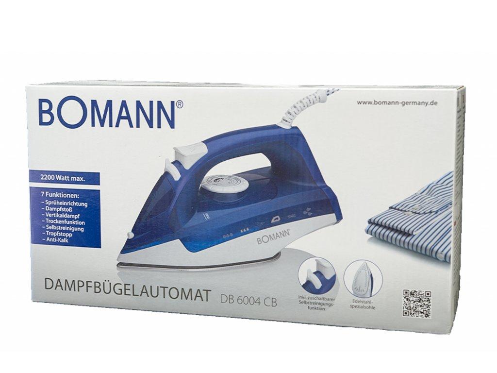 Napařovací žehlička Bomann DB 6004 CB