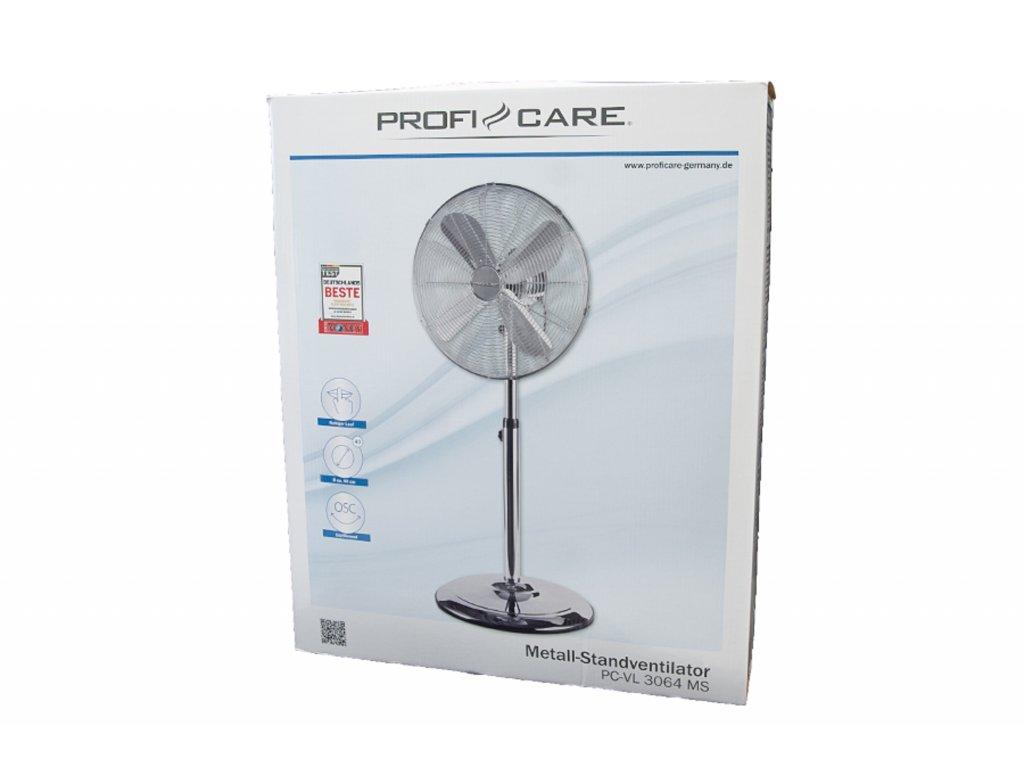 Stojanový ventilátor Profi-Care PC-VL 3064 MS, 50 W
