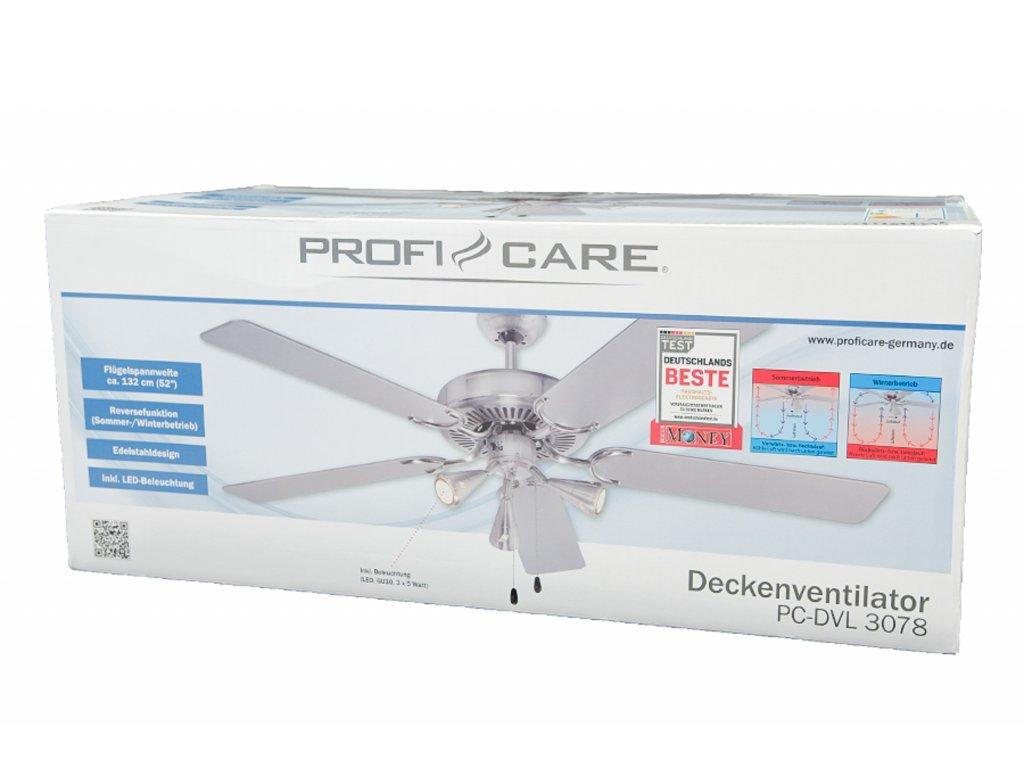 Stropní ventilátor Proficare PC-DVL 3078