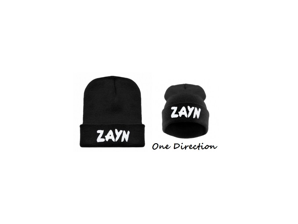 Čepka čepice One Direction Zayn