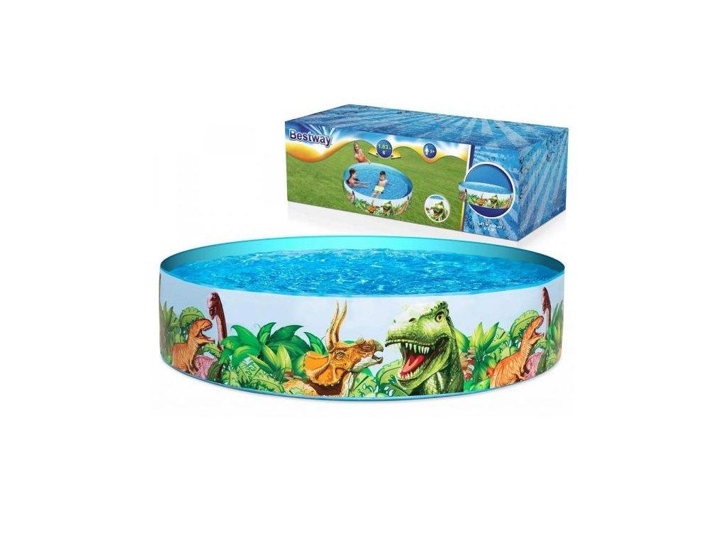 Bazén pro děti Bestway 55022 183x38 cm