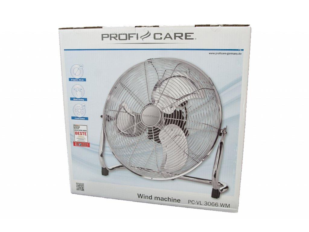 Podlahový ventilátor ProfiCare VL 3066 WM