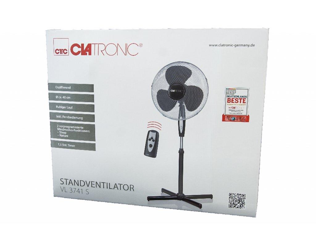 Stojanový ventilátor Clatronic VL 3741