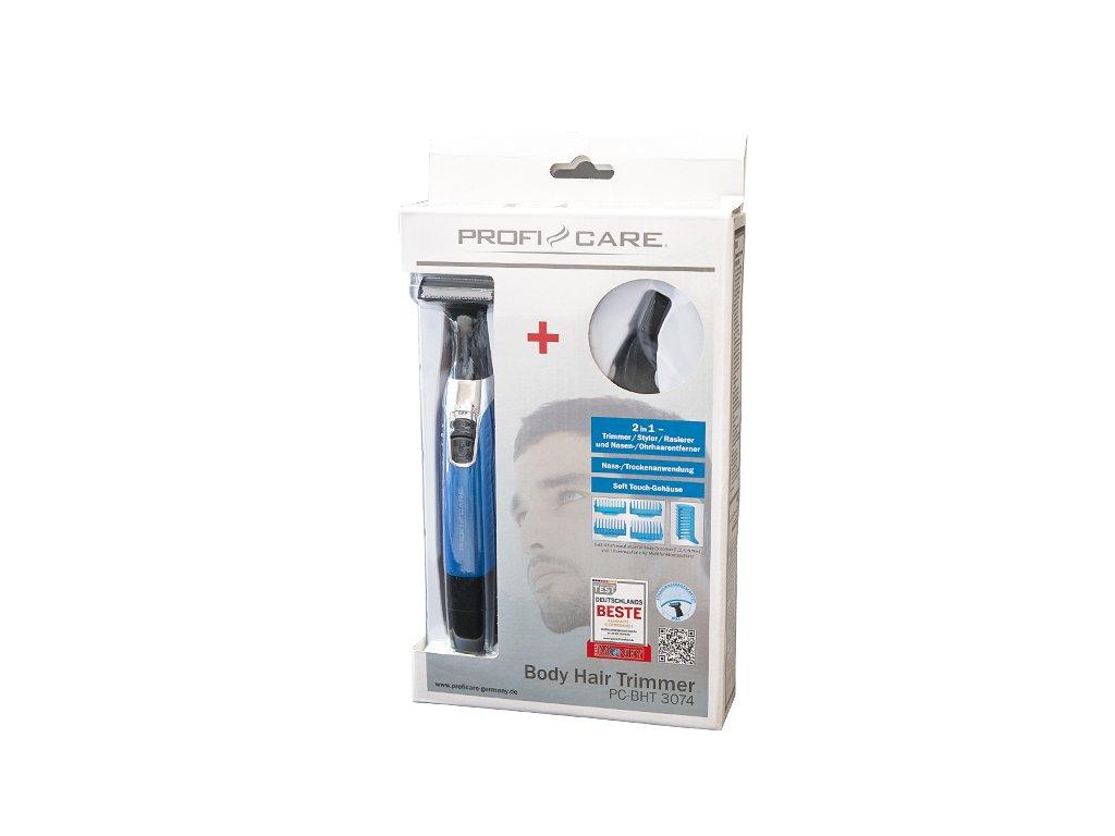 Zastřihovač a holící strojek ProfiCare - BHT 3074