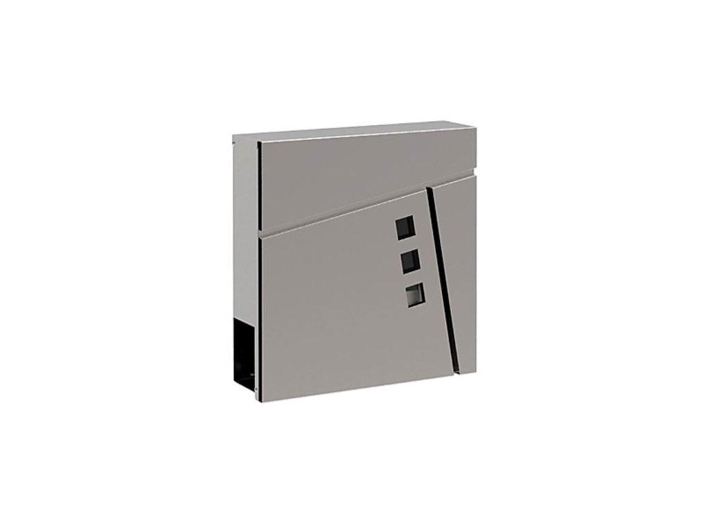 Poštovní schránka z nerezové oceli SN 3682