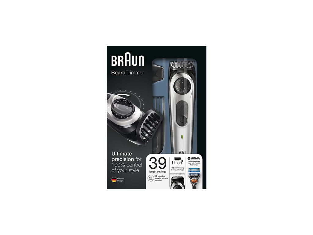 Zastřihovač vlasů a vousů Braun BT5060