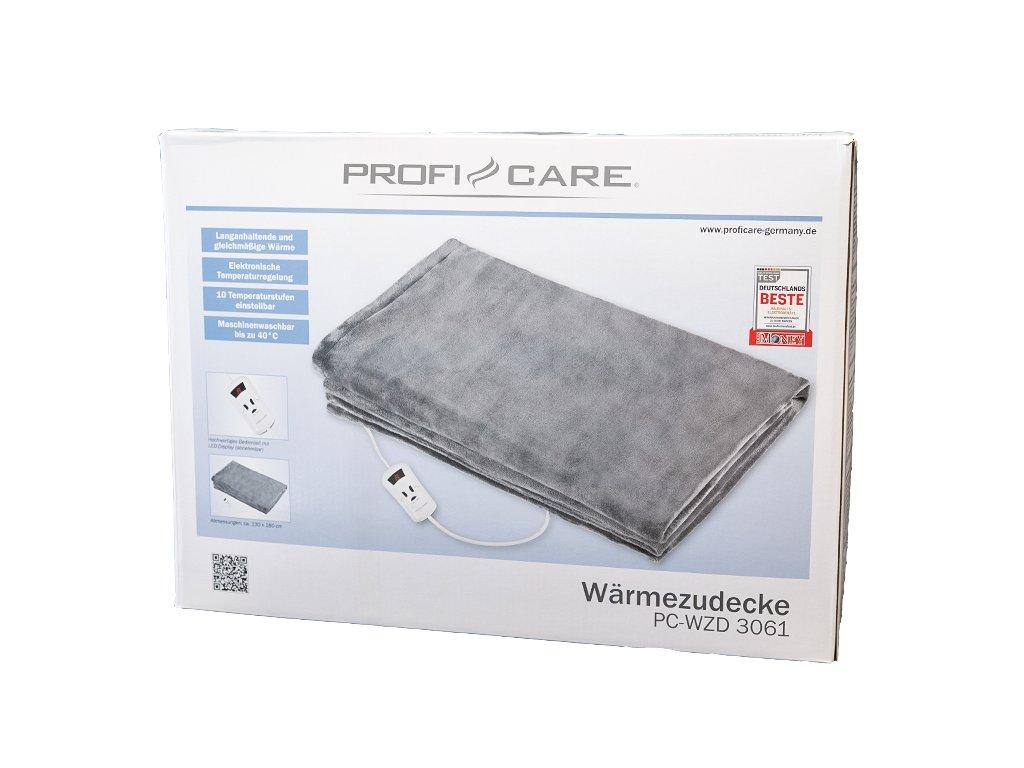 Elektrická vyhřívací deka ProfiCare PC-WZD 3061