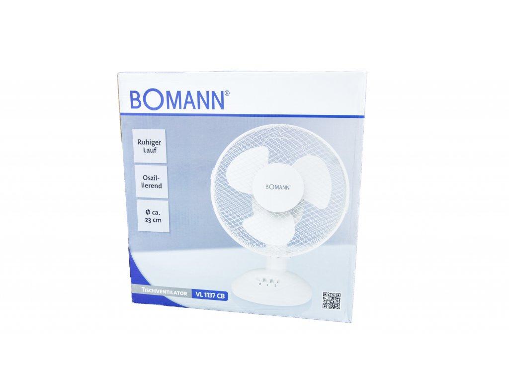 Stolní ventilátor Bomann VL 1137 CB 30W