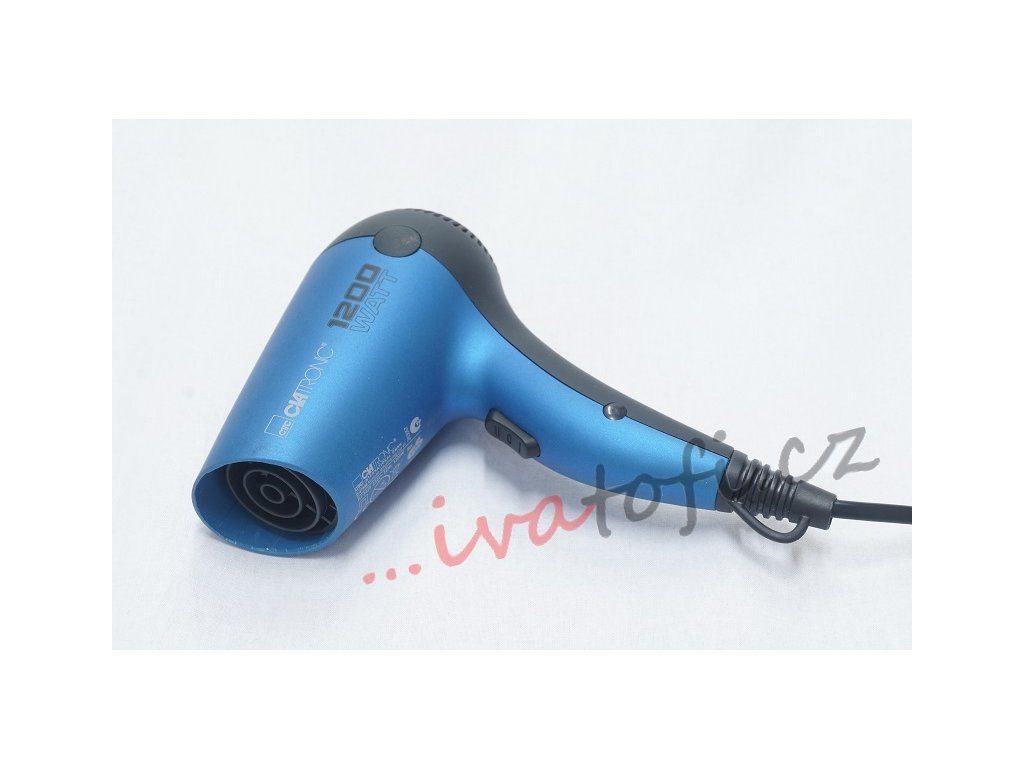 Cestovní fén Clatronic HTD 3429 modrý