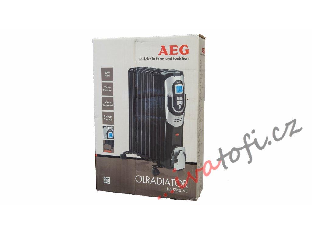 Olejový radiátor AEG RA 5588