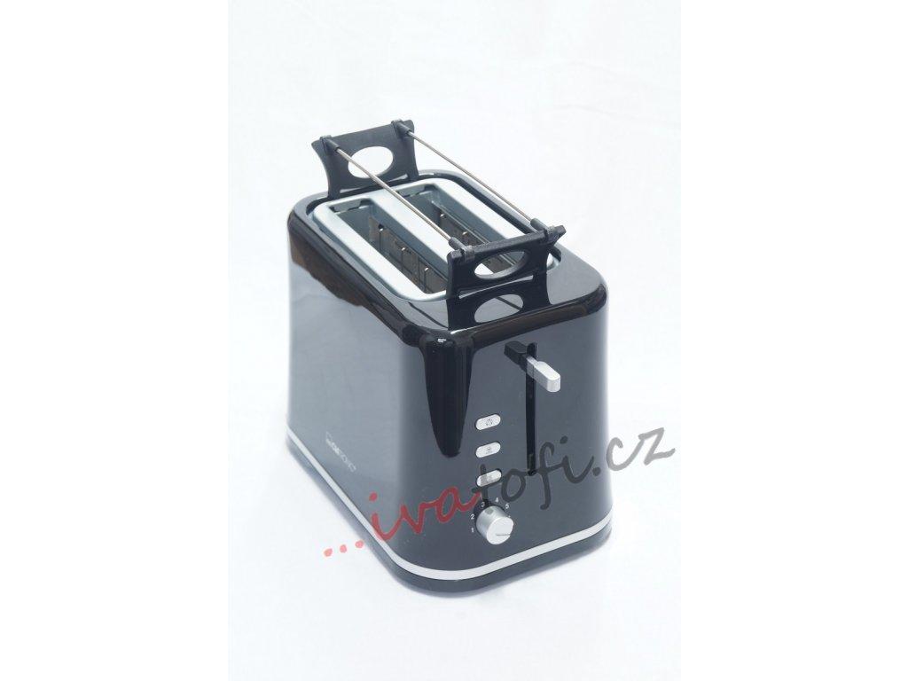 Topinkovač toaster Clatronic TA 3554 černý