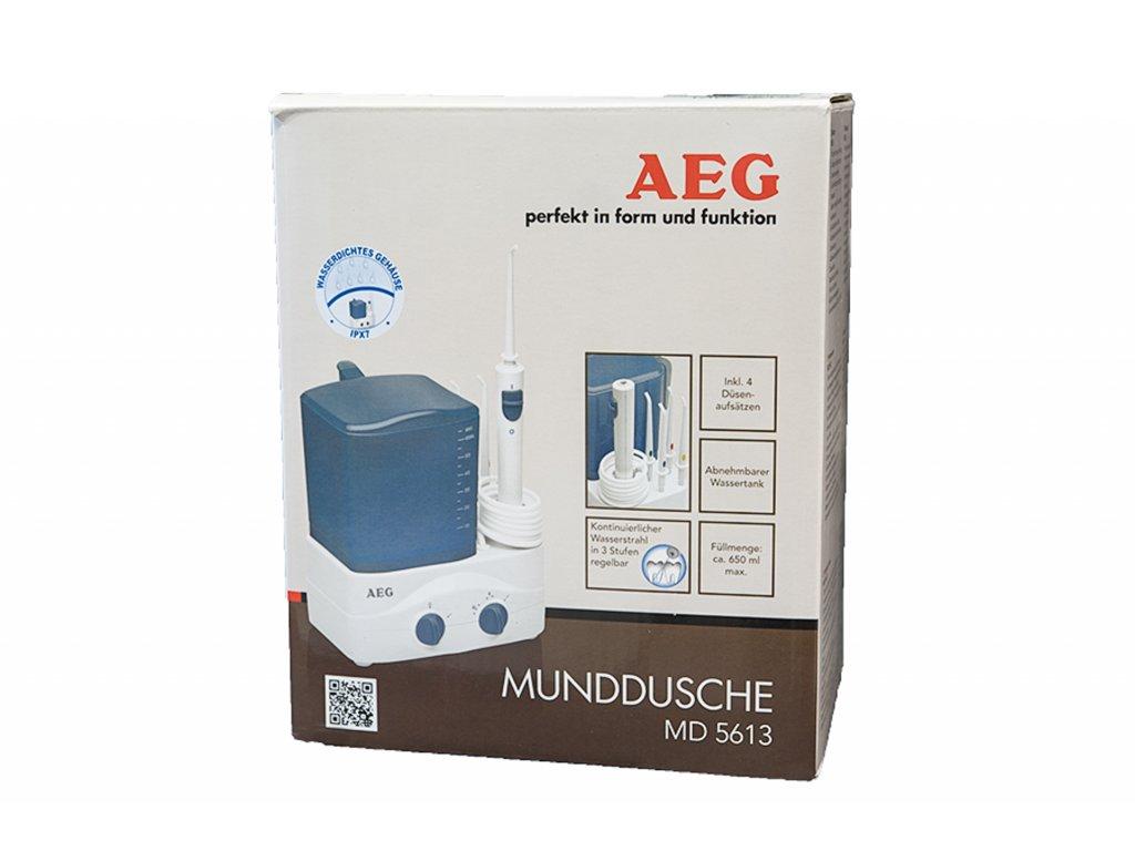 Elektrická tlaková zubní sprcha AEG MD 5613