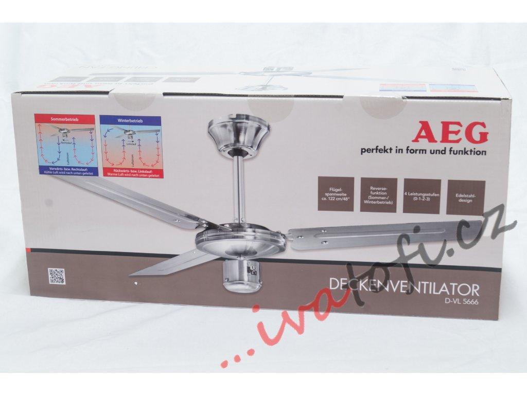 Stropní ventilátor AEG D-VL 5666