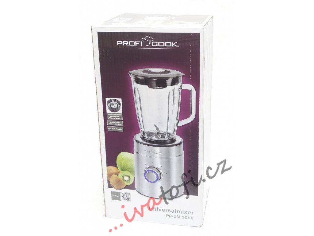 Mixér a drtič ledu Profi cook PC-UM 1086 1250 W