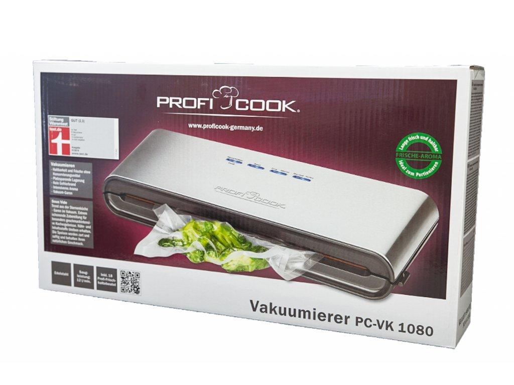 Svářečka folií vakuová balička Profi cook PC-VK 1080 120W