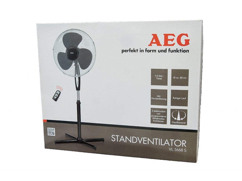 Stojanový ventilátor AEG VL 5668 S