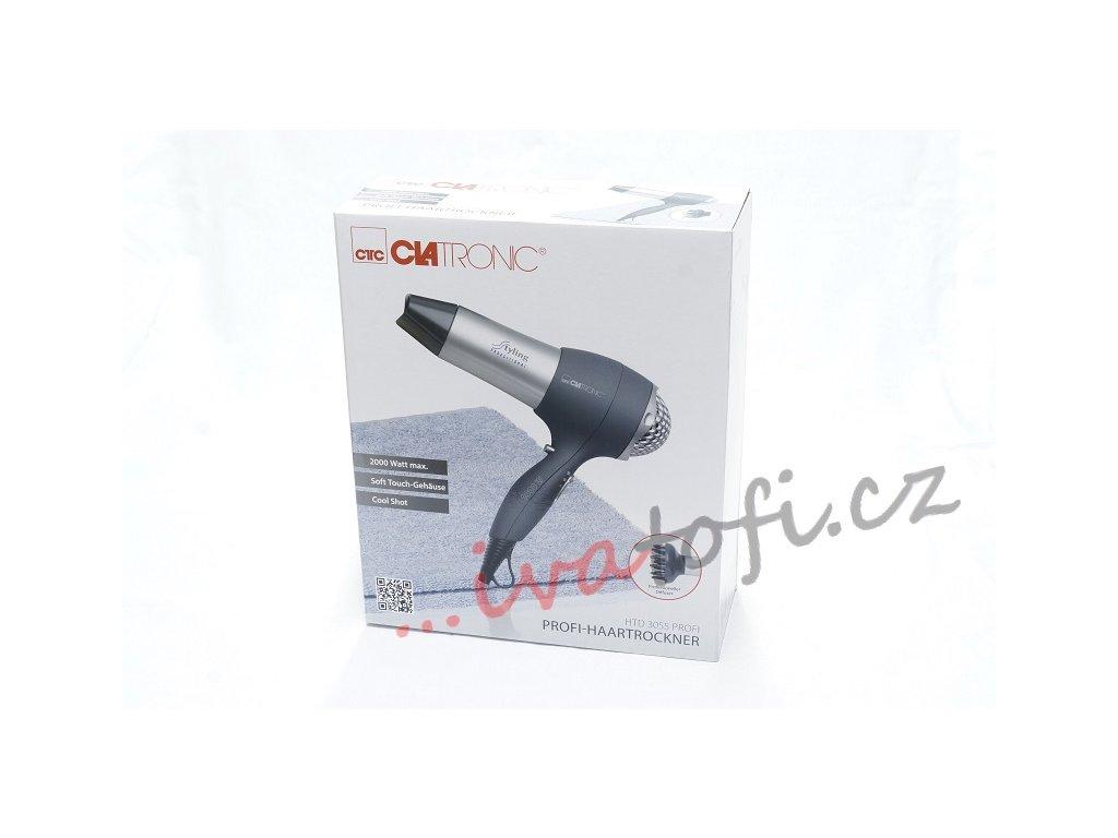 Profesionální fén na vlasy Clatronic HTD 3055 2000 W