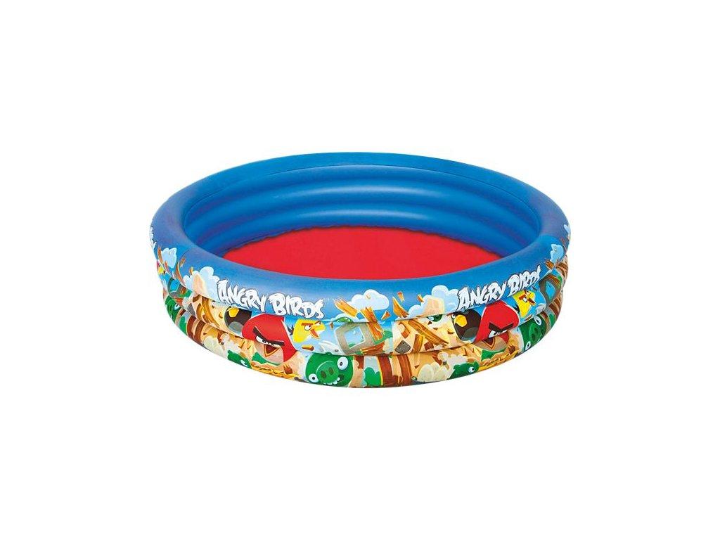 Nafukovací dětský bazén Angry Birds Bestway 96108