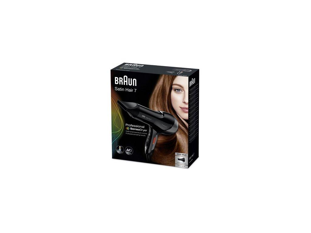 BRAUN Satin Hair 7 - Vysoušeč vlasů HD 780 Senso Dryer