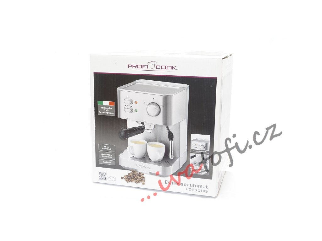 Kávovar espresso Proficook PC ES 1109