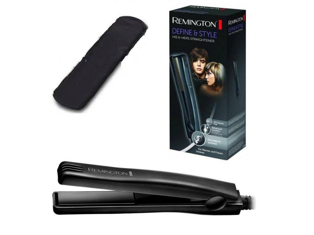Mini žehlička na vlasy Remington S 2880