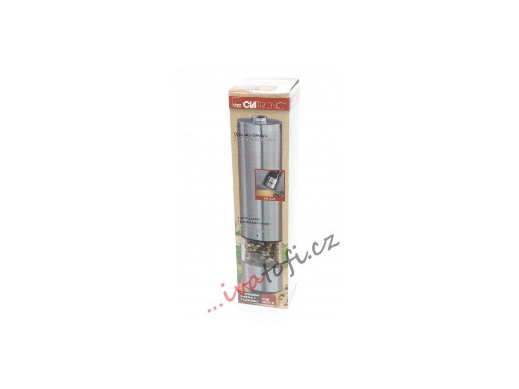 Elektrický mlýnek na sůl a pepř Clatronic PSM 3004 N