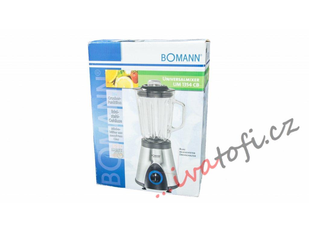 Mixér a drtič ledu BOMANN UM 1354 CB