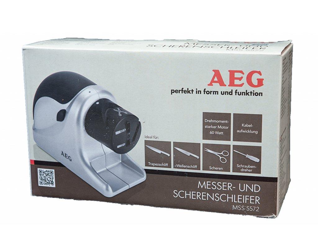 Elektrický brousek AEG MSS 5572