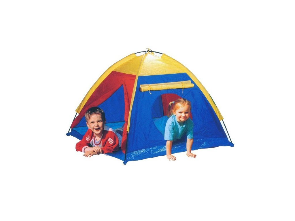 Dětský stan iglú 112x112x94cm 8710