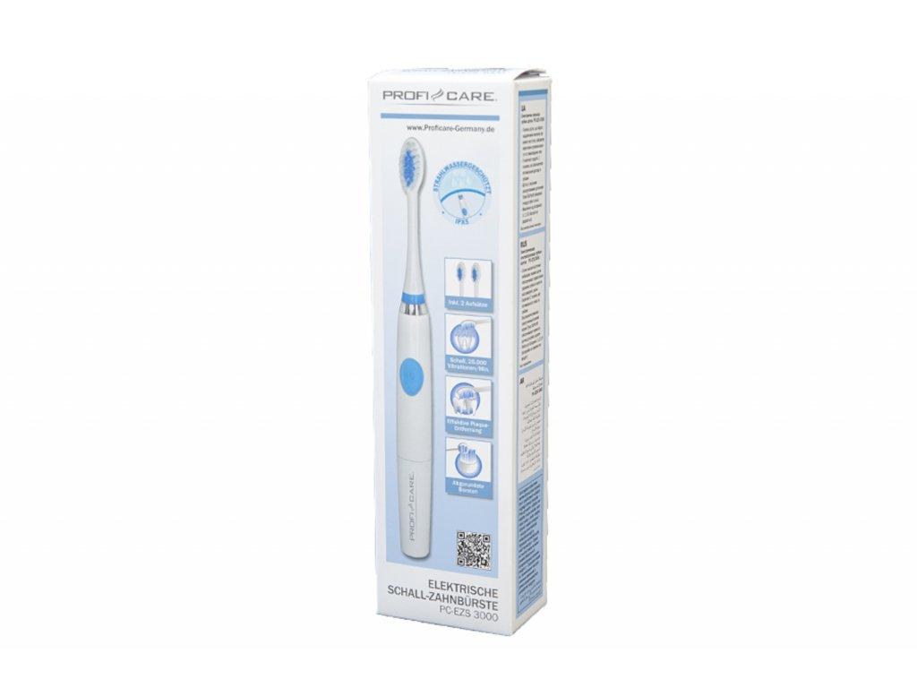 Elektrický sonický zubní kartáček ProfiCare PC-EZS 3000
