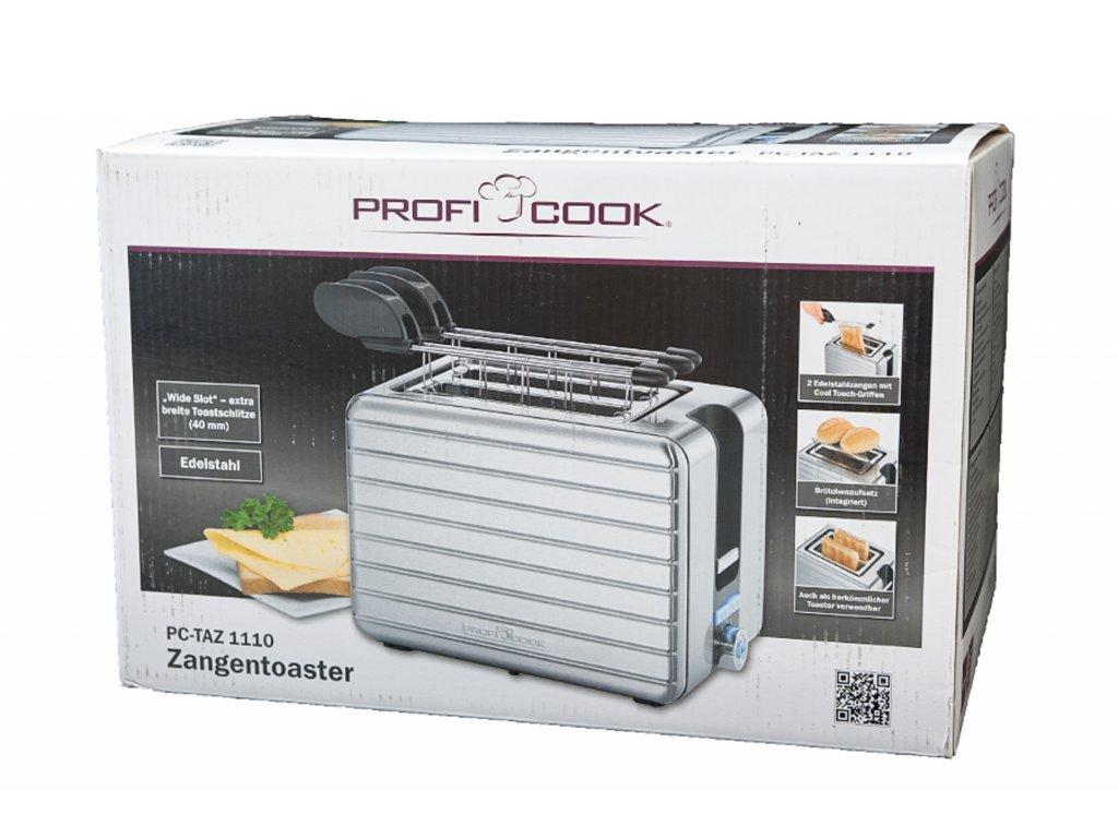 Topinkovač toaster Proficook PC-TAZ 1110