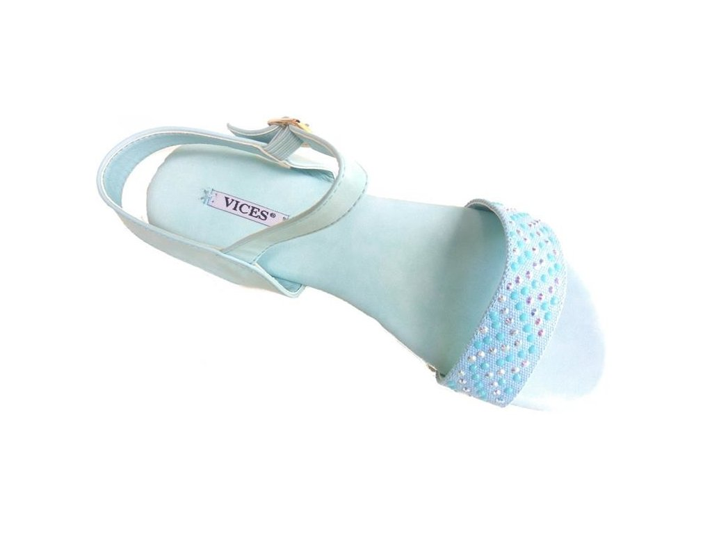 Dámské sandály Vices 4098-12 modré