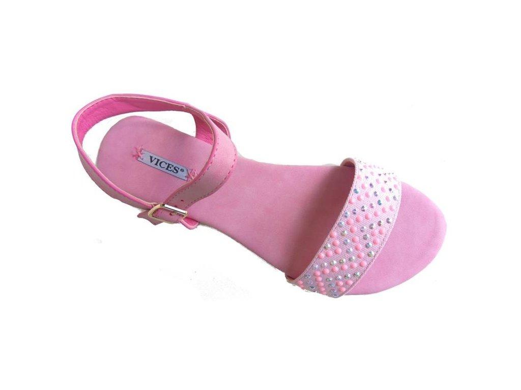 Dámské sandály Vices 4098-20 pink