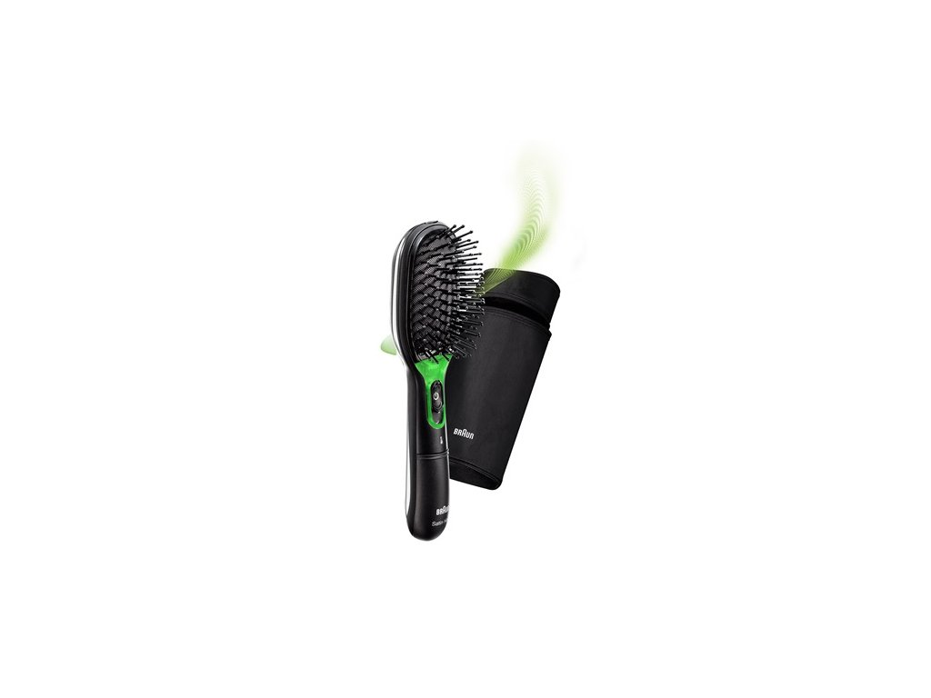 Kartáč na vlasy Braun Satin Hair BR 730