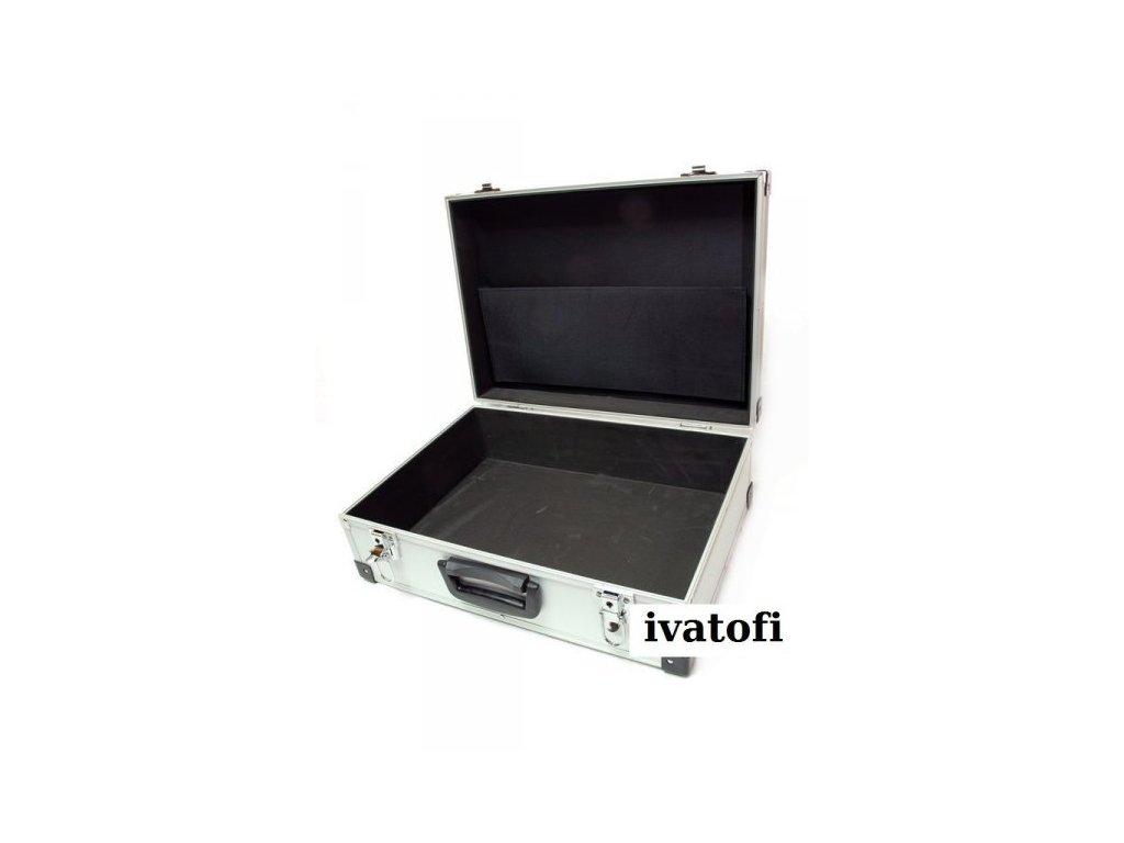 Hliníkový Alu kufr 33x21x9cm