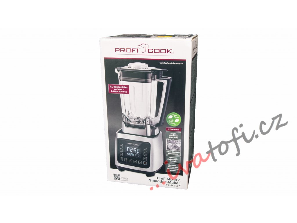 Mixér smoothie maker Profi cook PC-UM 1127