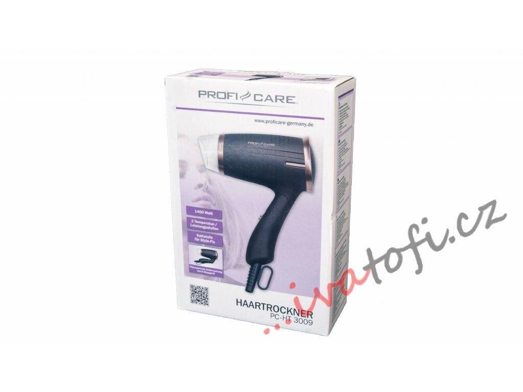 Vysoušeč vlasů ProfiCare PC-HT 3009 Bronz