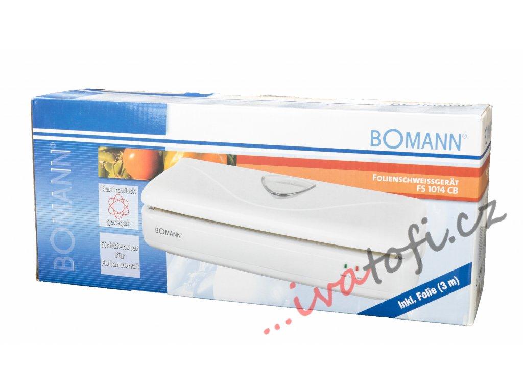 Svářečka fólií Bomann FS 1014 CB