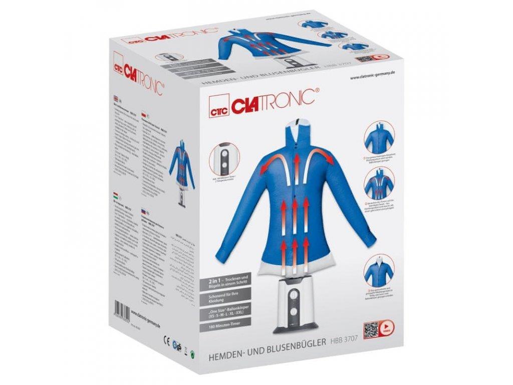 Napařovač oděvů Clatronic HBB 3707