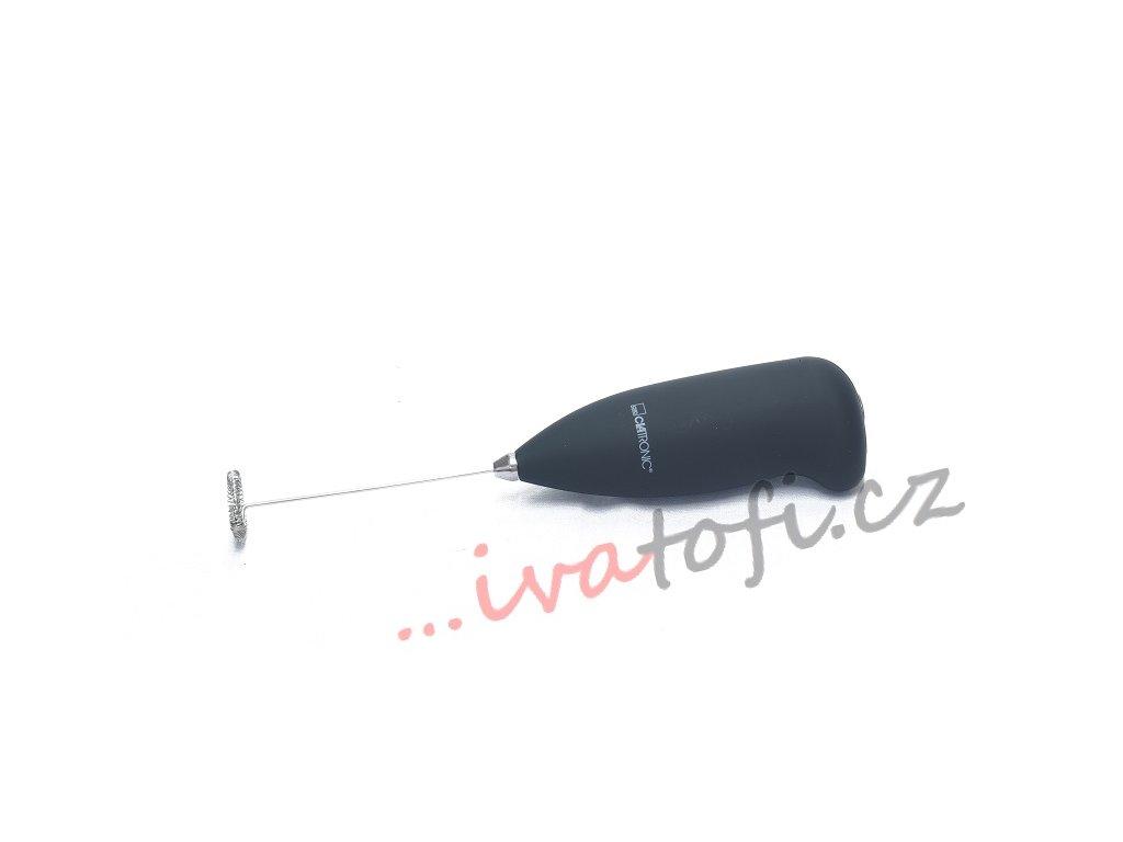 Napěňovač pěnič mléka Clatronic MS 3089 černý