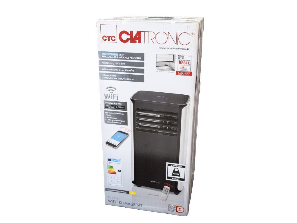 Mobilní klimatizace Clatronic CL 3716