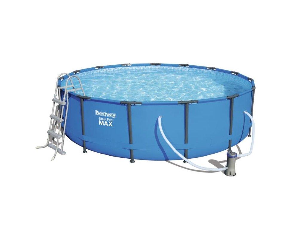 Bazén Bestway Steel Pro Frame 4,57 x 1,07 m 56488