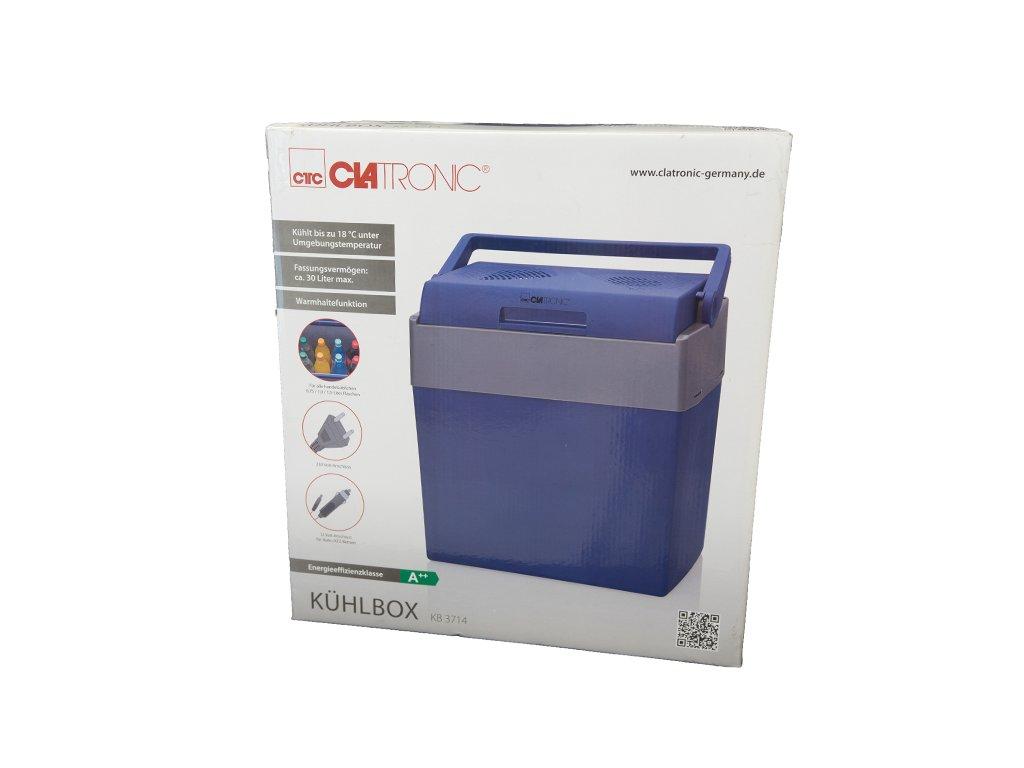 Chladící box elektrická chladnička do auta Clatronic KB 3714