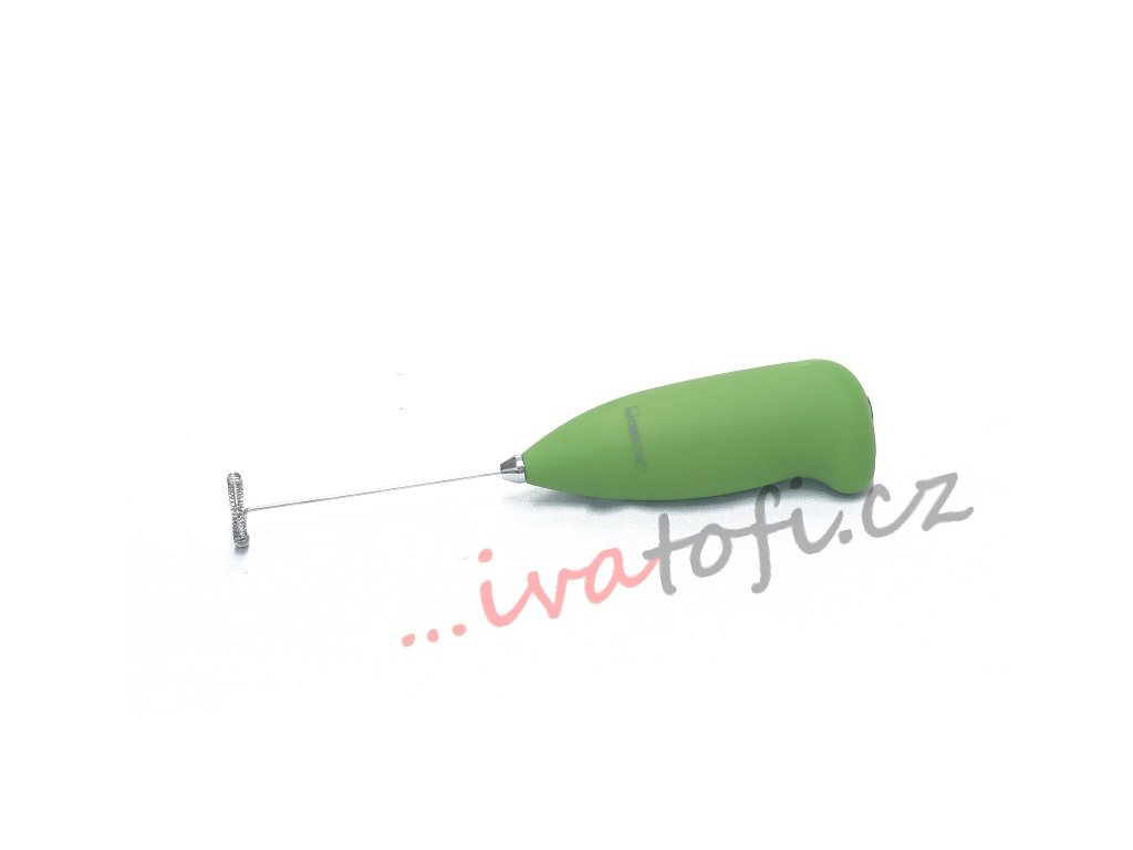 Napěňovač pěnič mléka Clatronic MS 3089 zelený