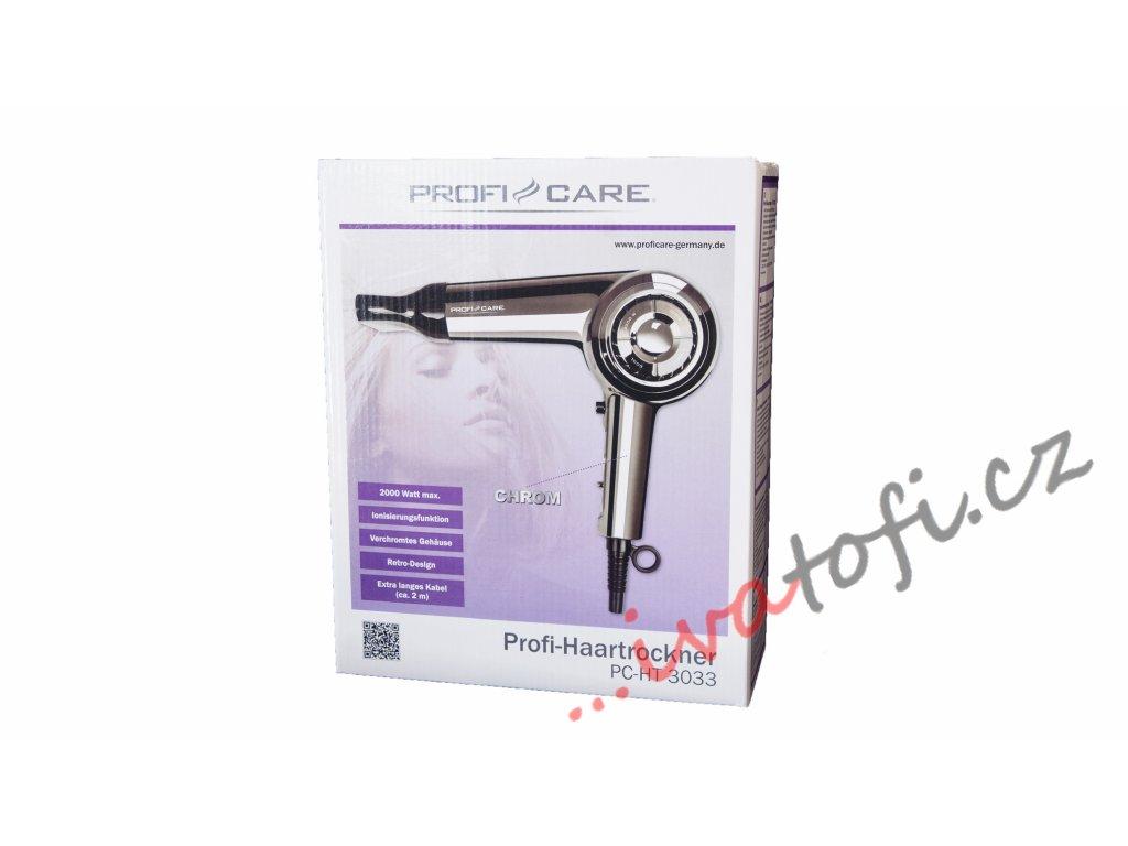 Vysoušeč vlasů Proficare PC HT 3033