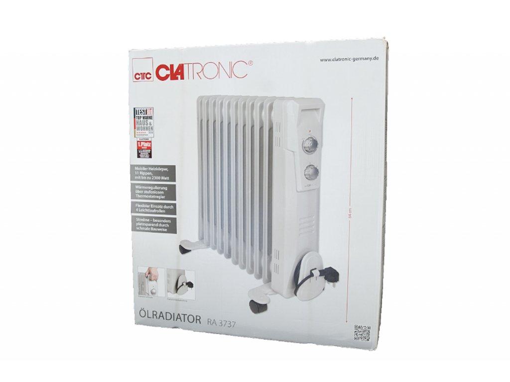 Olejový radiátor Clatronic RA 3737
