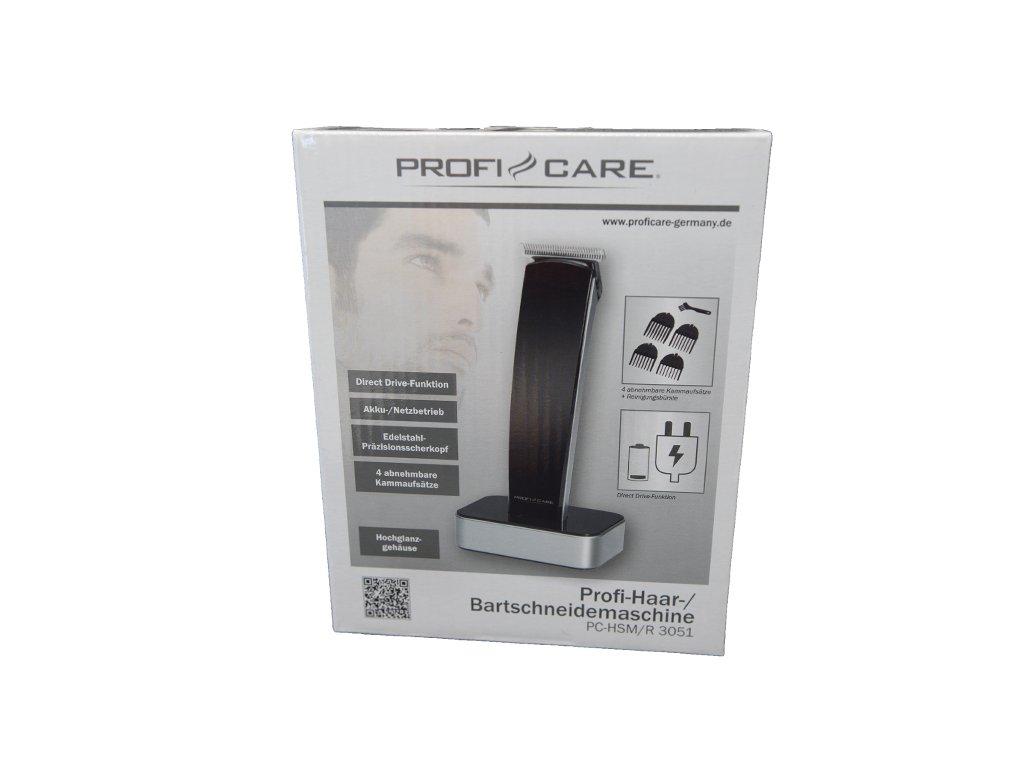 Zastřihovač vlasů ProfiCare - HSM/R 3051