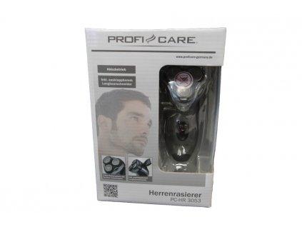 Holící strojek ProfiCare - HR 3053 Antracit
