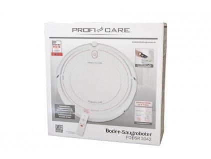 Robotický vysavač ProfiCare BSR 3042 bílý